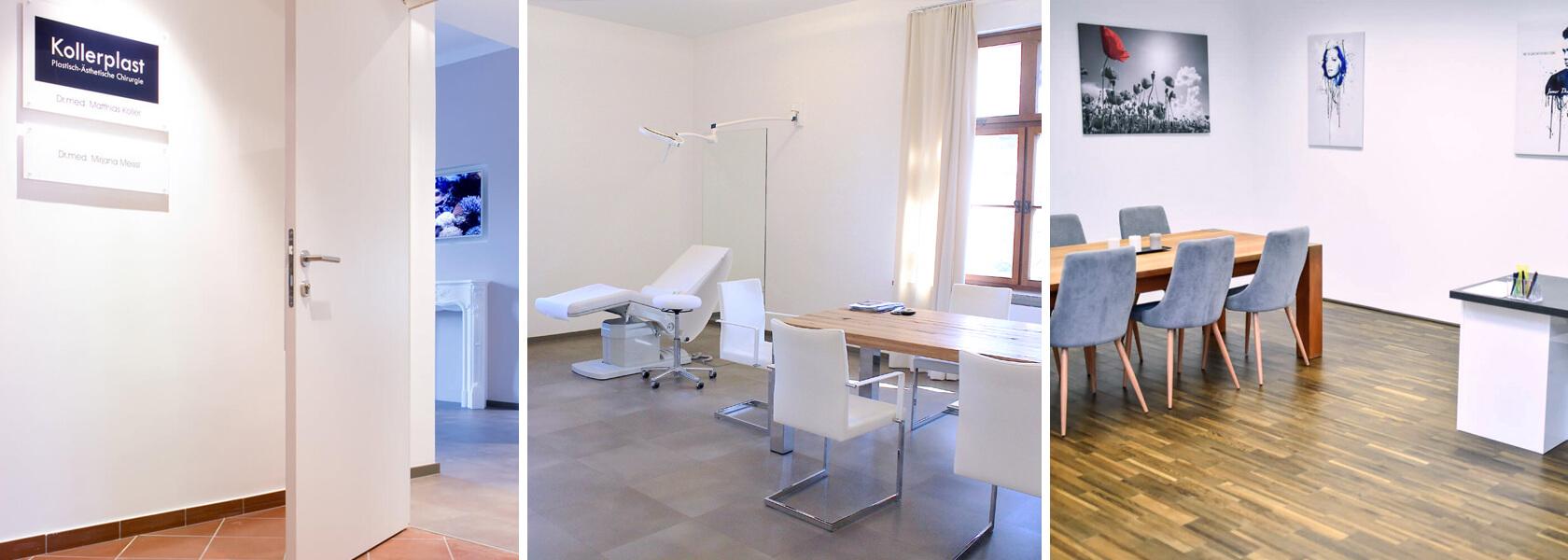Ordination Plastischer Chirurg Linz, Ordination Mozartstrasse Chirurg